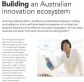 """Building an Australian innovation ecosystem"": A thought provoking article by Chris in Australian Innovation Research Group (AIRG) magazine."